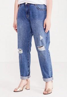 4860e1fb944 Купить серые женские джинсы от 6 990 тг в интернет-магазине Lamoda.kz!