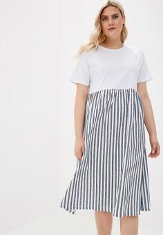 c6c9936a5cab Платье домашнее, Лори, цвет: белый. Артикул: LO037EWFOLA2. Одежда / Домашняя