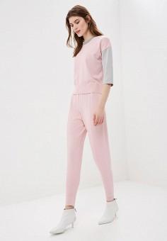 66121c44 Костюм спортивный, Lusio, цвет: розовый. Артикул: LU018EWENJO8. Одежда /  Спортивные