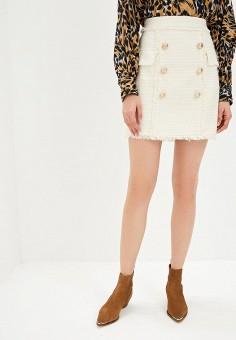 4f3c29175e17 Женские юбки-трапеции и широкие — купить в интернет-магазине Ламода