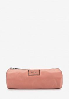 8e10b4f5aa34 Косметичка, Mango, цвет: розовый. Артикул: MA002BWELHA0. Аксессуары /  Косметички