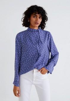 3841c4c2cc6f Женские блузы Mango — купить в интернет-магазине Ламода