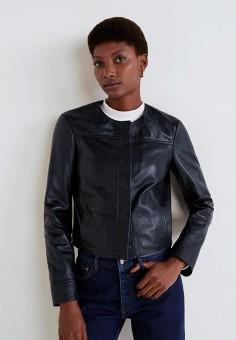 9ee36bae510 Купить женские кожаные куртки MANGO от 1 999 руб в интернет-магазине ...