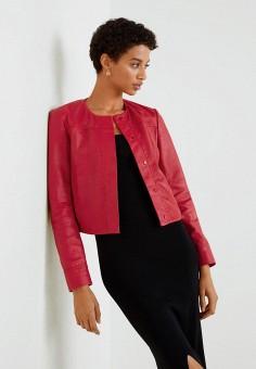 03468bba86d Купить женские кожаные куртки от 999 руб в интернет-магазине Lamoda.ru!