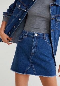 e940301f056 Купить женские джинсовые юбки от 13 р. в интернет-магазине Lamoda.by!