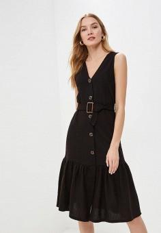 0cf84a5913831f3 Платье, Mango, цвет: черный. Артикул: MA002EWEUNO9. Одежда / Платья и