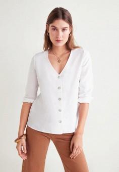 e6c007a54083c45 Купить женские блузы MANGO от 999 руб в интернет-магазине Lamoda.ru!
