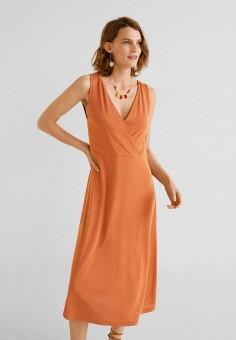 09c044c9f812d09 Платье, Mango, цвет: оранжевый. Артикул: MA002EWFMPC5. Одежда / Платья и.  Похожие товары. 2 999 руб.