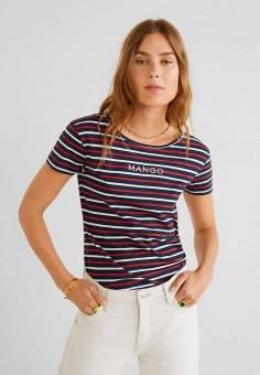 d1a51b6d8b09 Женские футболки и поло — купить в интернет-магазине Ламода
