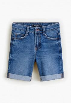 5c89f9c3d764a38 Шорты джинсовые, Mango Kids, цвет: синий. Артикул: MA018EBEUEU8. Mango Kids