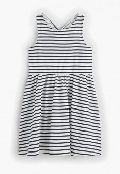 d9fec7e1e166 Платье, Mango Kids, цвет: белый. Артикул: MA018EGFEHG6. Девочкам / Одежда