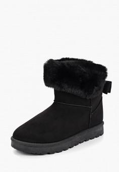Полусапоги, Max Shoes, цвет: черный. Артикул: MA095AWDAAN4. Обувь / Сапоги