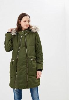 Куртка утепленная, Mamalicious, цвет  . Артикул  MA101EWBYUB4. Одежда    Одежда для 1e1e26805fb