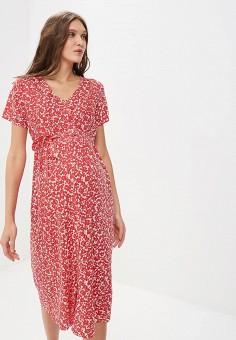 aad50bd6c55f Платье, Mamalicious, цвет  красный. Артикул  MA101EWECKP1. Одежда   Одежда  для