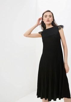 01be4df98d62ec8 Платье, Max&Co, цвет: черный. Артикул: MA111EWEBMW7. Premium /