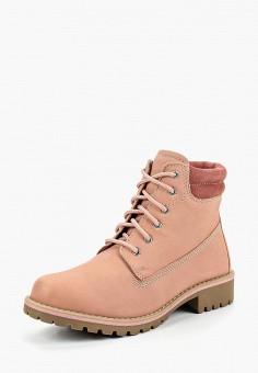 bb38d740510f Ботинки, Marco Tozzi, цвет  розовый. Артикул  MA143AWBUIB7. Обувь   Ботинки