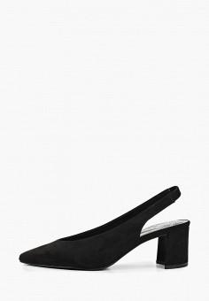9e70986e6 Туфли, Marco Tozzi, цвет: черный. Артикул: MA143AWEADS1. Обувь