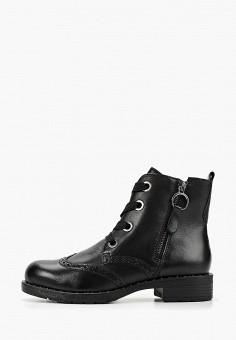 faef07c94340e Ботинки, Marco Tozzi, цвет: черный. Артикул: MA143AWFPLT2. Marco Tozzi