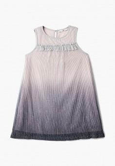 Платье, Marks  amp  Spencer, цвет  серебряный. Артикул  MA178EGDFUQ5.  Девочкам b33184d8d4d