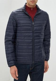 e288d5ec Пуховик, Marks & Spencer, цвет: синий. Артикул: MA178EMCKKZ7. Одежда