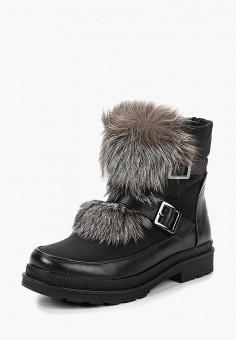 7f56c8257 Полусапоги, Mascotte, цвет: черный. Артикул: MA702AWCJZM6. Обувь / Сапоги