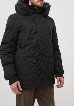 d6564f83 Куртка утепленная, MeZaGuz, цвет: черный. Артикул: ME004EMCDID6. Одежда /  Верхняя