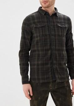 315e7e5efc3e Рубашка, MeZaGuz, цвет  зеленый. Артикул  ME004EMCDIF1. Одежда   Рубашки