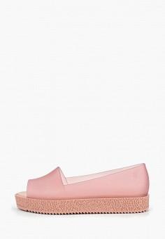 a00211b0b015 Сандалии, Melissa, цвет  розовый. Артикул  ME485AWDQVA8. Обувь   Резиновая  обувь