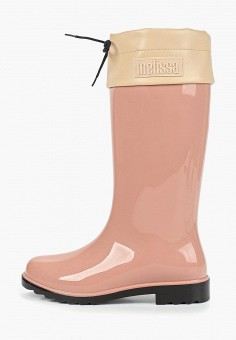 563f4267e Резиновые сапоги, Melissa, цвет: розовый. Артикул: ME485AWDQVB7. Обувь /  Резиновая