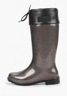 5974fb41c Резиновые сапоги, Melissa, цвет: серебряный. Артикул: ME485AWDQVB8. Обувь /  Резиновая