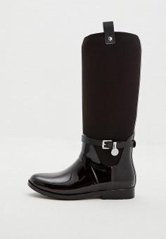 98e7d13da Резиновые сапоги, Michael Michael Kors, цвет: черный. Артикул:  MI048AWCUGM2. Обувь