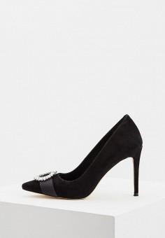 c7e35c6fc Туфли, Michael Michael Kors, цвет: черный. Артикул: MI048AWDRGE5. Premium /