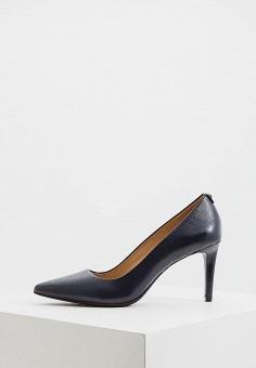 1c16a3184 Туфли, Michael Michael Kors, цвет: синий. Артикул: MI048AWFACN7. Premium /