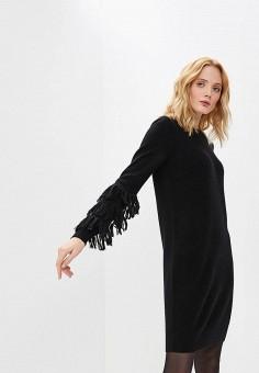 Платье, Michael Michael Kors, цвет  черный. Артикул  MI048EWCUFB1. Premium   0e2f610573c