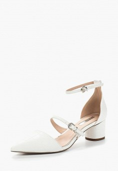 Туфли, Miss KG by Kurt Geiger, цвет: белый. Артикул: MI060AWZRF26. Miss KG by Kurt Geiger