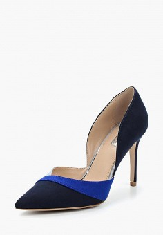 Туфли, Miss KG by Kurt Geiger, цвет: синий. Артикул: MI060AWZRF29. Miss KG by Kurt Geiger