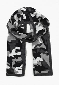 Шарф, Michael Kors, цвет  серый. Артикул  MI186GMBQMF1. Premium   Аксессуары 121f802d571