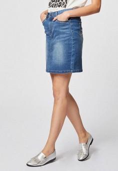 86d29b619cc Купить женские джинсовые юбки Morgan от 3 740 руб в интернет ...