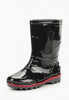 ff5912540 Резиновые сапоги, Modis, цвет: черный. Артикул: MO044AGCNMX2. Девочкам /  Обувь