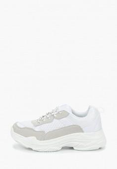 Кроссовки, Modis, цвет  белый. Артикул  MO044AWEAXS2. Обувь   Кроссовки и e395b10aaee