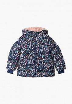 Куртка утепленная, Modis, цвет  синий. Артикул  MO044EGDCDP2. Девочкам    Одежда c9e3a3db83c