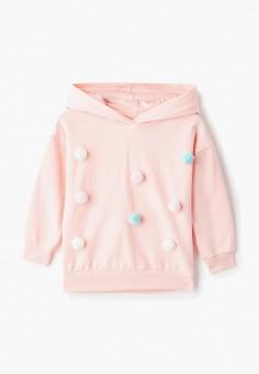 9ea3f528f8fa Худи, Modis, цвет: розовый. Артикул: MO044EGEFTZ9. Девочкам / Одежда