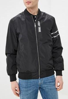 9d9627f5 Куртка, Modis, цвет: черный. Артикул: MO044EMEMJG3. Одежда / Верхняя одежда