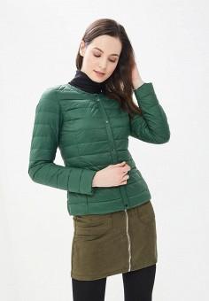 e0a67b04df18e Куртка утепленная, Modis, цвет: зеленый. Артикул: MO044EWEFAU1. Одежда /  Верхняя