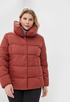 c5b3ebc91 Куртка утепленная, Modis, цвет: коралловый. Артикул: MO044EWEFAU6. Одежда /  Верхняя