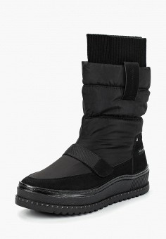 fadab9a10 Дутики, Mon Ami, цвет: черный. Артикул: MO151AWDKAX1. Обувь / Сапоги