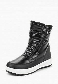 2f1438316a7e9 Дутики, Mon Ami, цвет: черный. Артикул: MO151AWDKBR5. Обувь / Сапоги