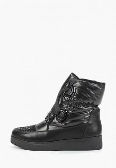 c3bf0b47d679 Дутики, Mon Ami, цвет: черный. Артикул: MO151AWDXYA3. Обувь / Сапоги