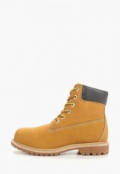 b6f55d39 Ботинки, Mon Ami, цвет: коричневый. Артикул: MO151AWERYB4. Обувь / Ботинки
