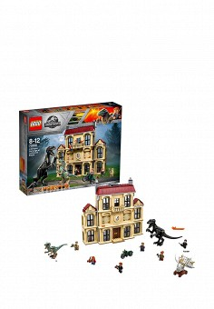 Конструктор Jurassic World, LEGO, цвет: мультиколор. Артикул: MP002XB00845. Игрушки / Конструкторы / LEGO-конструкторы